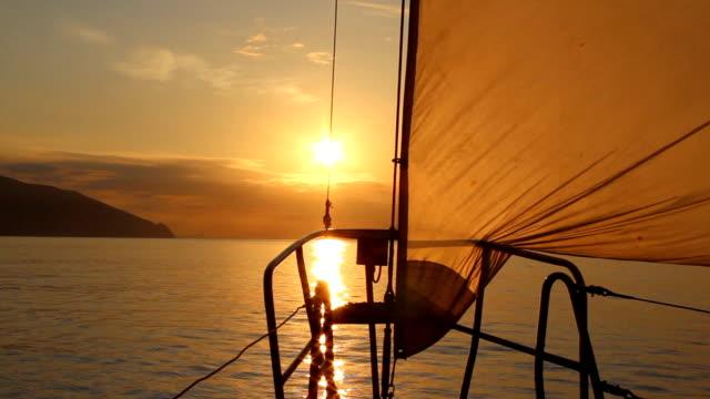 Solar sail track