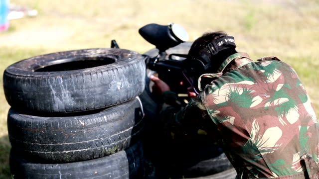 soldier on the war - conflict stock videos & royalty-free footage
