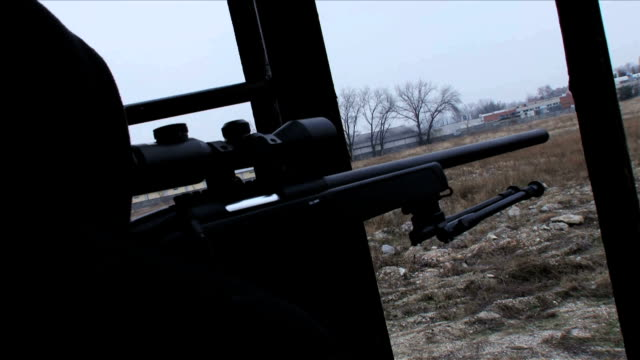 soldier, sniper - sniper stock videos & royalty-free footage
