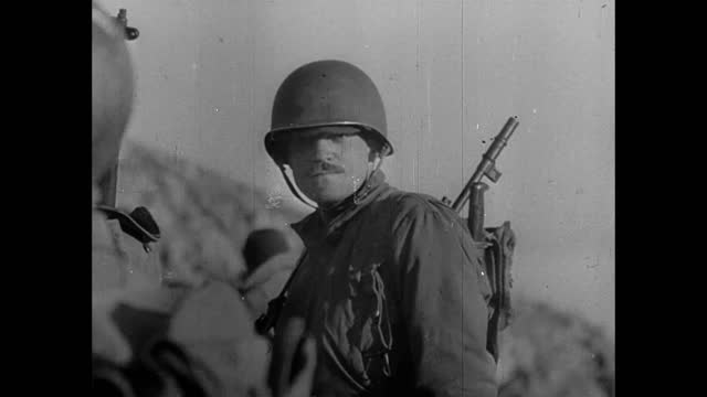 soldiers in apennine mountains - 1943 stock videos & royalty-free footage