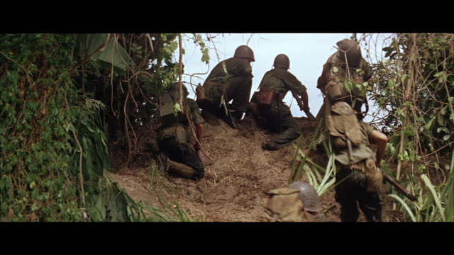 MS Soldiers in jungle