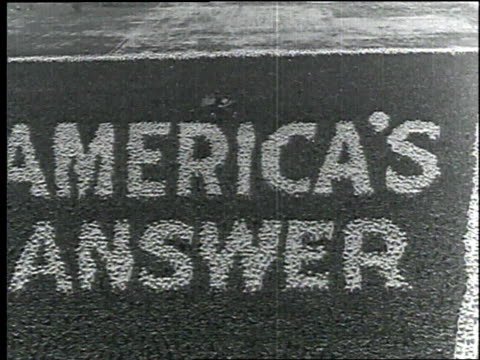 wwi soldiers spell out america's answer in a field before dispersing / france - 1918 stock videos and b-roll footage