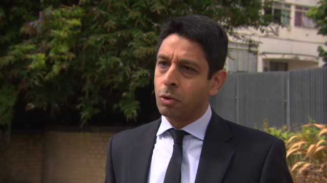 Solicitor Yogi Amin saying it is a really good decision for family members to now be able to withdraw life support from patients in a permanent...