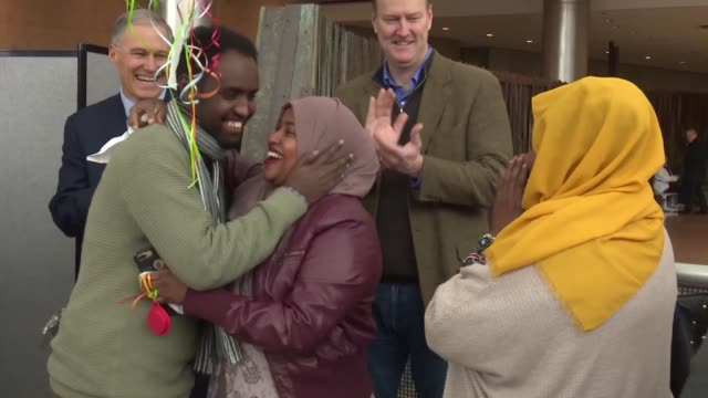 Somali immigrant Isahaq Ahmed Rabi is finally allowed into the United States after Washington State Attorney General Bob Ferguson filed a lawsuit...