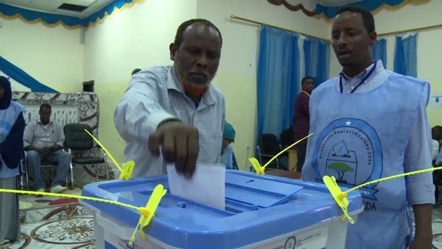 Somalia's election which has been underway since last month has the trappings of democracy but few of the functions