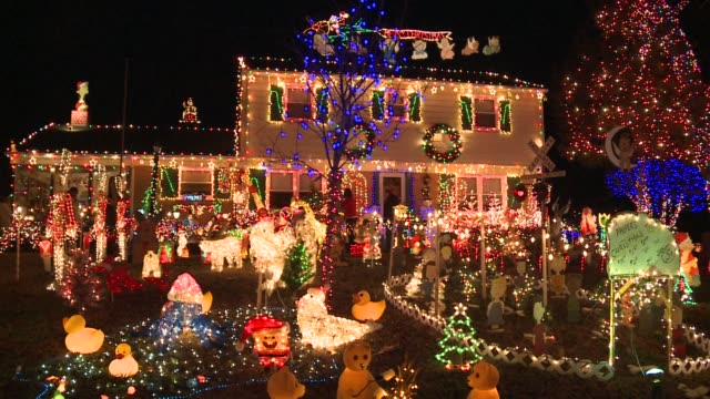 Some call the Virginian capital Richmond the capital of tacky Christmas lights and the city wears the label with pride CLEAN Have yourself a tacky on...