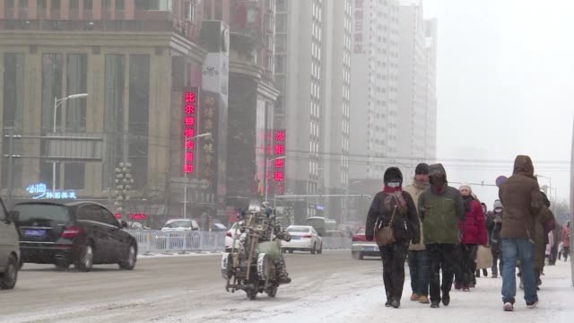 Some North Korean businesses in China close their doors but others remain open despite Beijing's deadline to shut down under UN sanctions intended to...