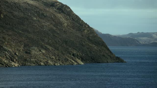 somerset island meets bellot strait - northwest passage stock videos and b-roll footage