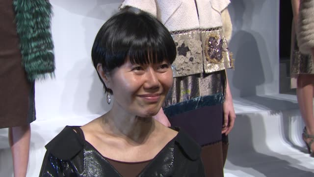 stockvideo's en b-roll-footage met son jung wan at concept korea fall 2012 collection during mercedesbenz fashion week fall 2012 on in new york ny - concept korea mode