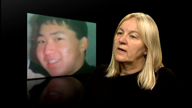 son of kim jongil lined up to become heir england london professor hazel smith interview with still in background sot - heir stock videos and b-roll footage