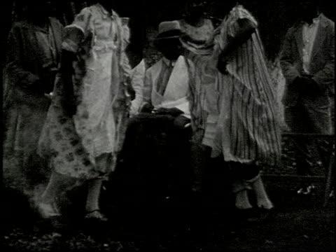 vídeos de stock e filmes b-roll de song of the voodoo - 7 of 8 - veja outros clipes desta filmagem 2434