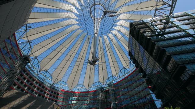 Sony Center at Potsdamer Platz, Berlin-Mitte, Germany