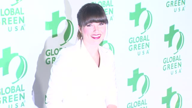 vídeos de stock e filmes b-roll de sophia bush at global green usa's 10th annual preoscar party on 2/20/13 in los angeles ca - festa do óscar