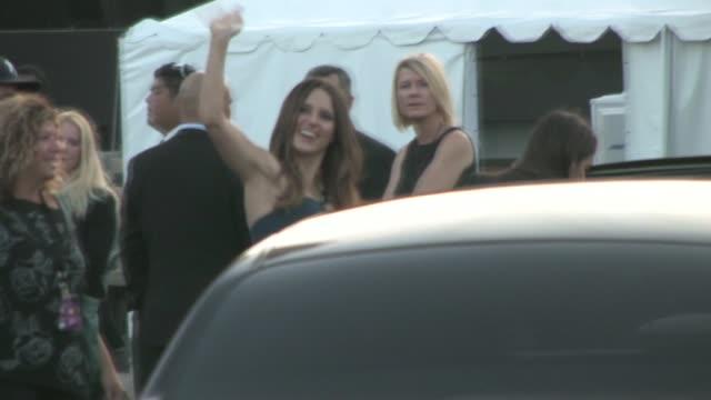 Sophia Bush leaving the 2011 Do Something Awards in Hollywood
