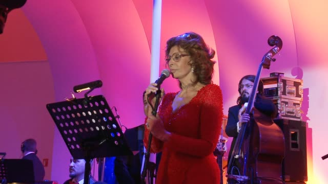 CLEAN Sophia Loren's 80th Birthday Celebration on September 20 2014 in Mexico City Mexico