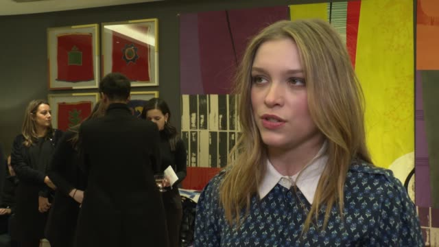 interview sophie cookson on what the film is trying to say working with steve coogan and michael winterbottom the consequences of capitalism at... - steve coogan stock videos & royalty-free footage