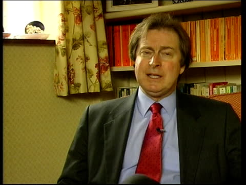 Sophie Countess of Wessex controversy INT Dr Tony Wright MP interviewed SOT When you get to the stage where you have to issue instructions to the...