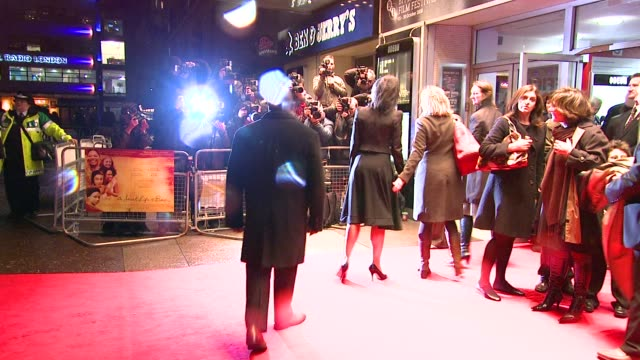 sophie okonedo at the london film festival - the secret life of bees premiere at london . - sophie okonedo stock videos & royalty-free footage