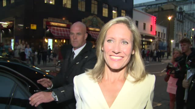 Sophie Raworth on June 29 2016 in London England
