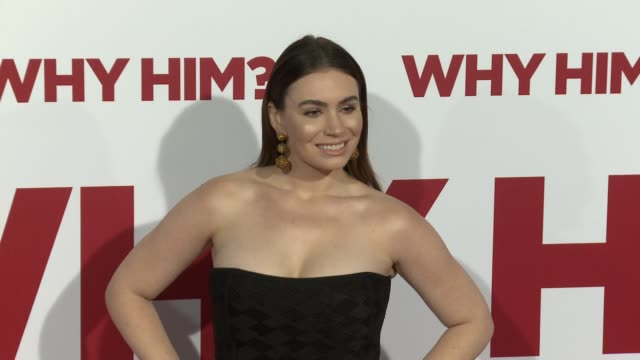 Sophie Simmons at the Why Him World Premiere at Regency Bruin Theater on December 17 2016 in Westwood California