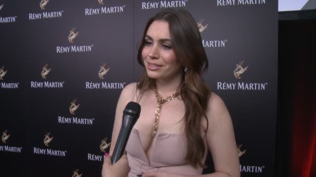 sophie simmons on the event at rémy martin hosts a special evening with jeremy renner and fetty wap celebrating the exceptional in los angeles, ca... - wap stock videos & royalty-free footage