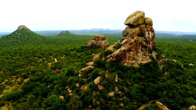 sorabi rocks, hoedspruit, mpumalang, south africa - mpumalanga province stock videos and b-roll footage