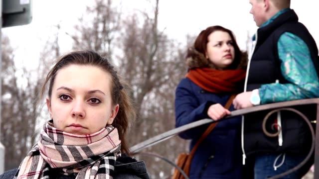 trauer - auf einem bein stock-videos und b-roll-filmmaterial