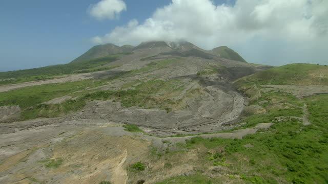 Soufriere Hills Volcano Montserrat