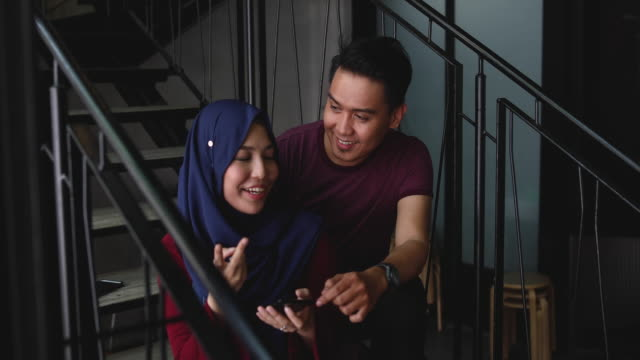 soul mates - indonesian ethnicity stock videos & royalty-free footage
