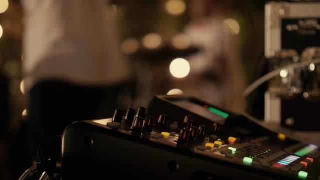 Sound controller concert