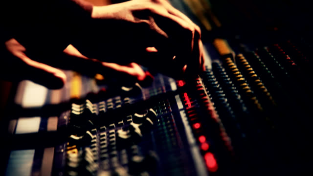 sound records - studio stock videos & royalty-free footage