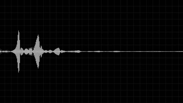 sound - wave pattern stock videos & royalty-free footage