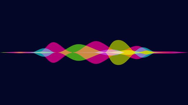 sound wave animation - radio stock videos & royalty-free footage