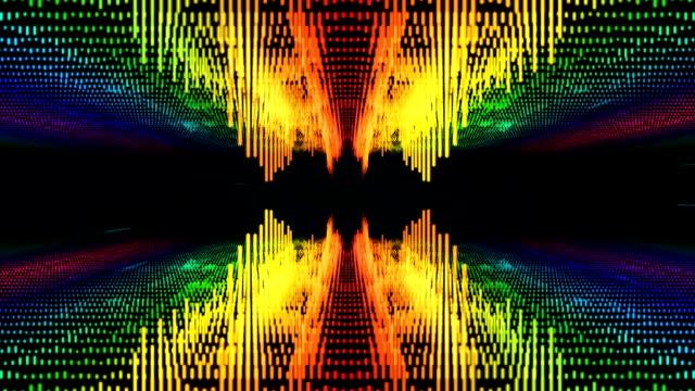 vídeos y material grabado en eventos de stock de ondas de sonido - frecuencia