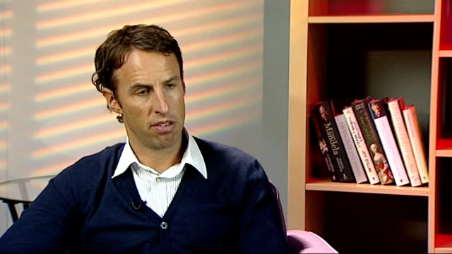 England final squad announced London INT Gareth Southgate interview SOT qualifying campaign has been breath of fresh air