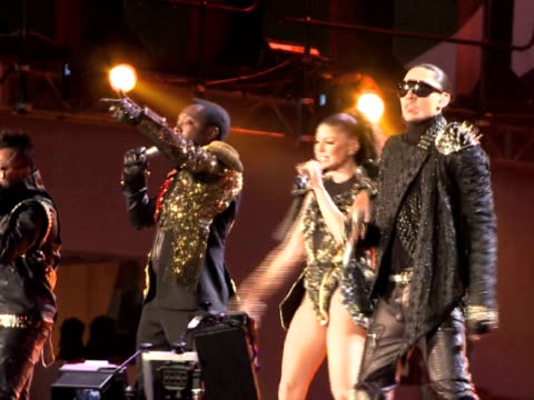 south africa began its world cup celebrations with revellers flocking to a star-studded concert as the african nation prepared to stage the biggest... - biggest stock videos & royalty-free footage