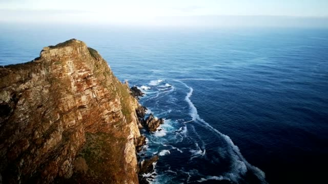 south africa cape of good hope hd video at sunset - steep stock videos & royalty-free footage