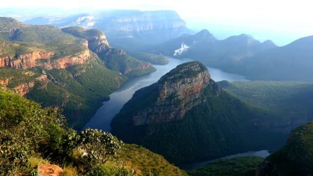 South Africa male Blyde River Canyon Mpumalanga escarpment