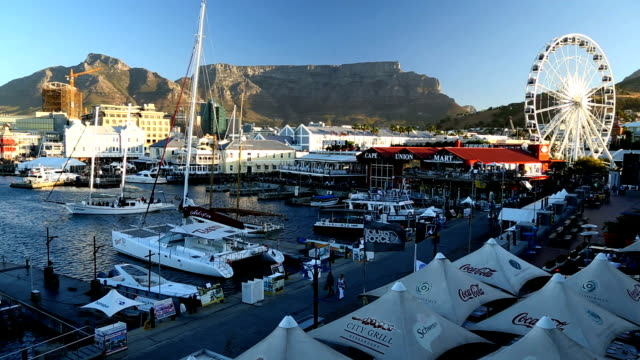 South Africa V A Waterfront Table Mountain Cape Town