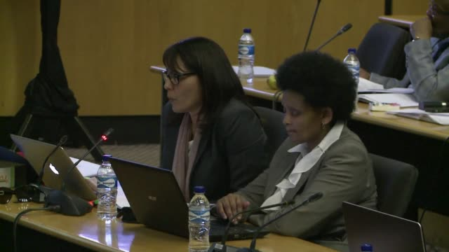 south african minister known for her infamous 2008 kill the bastards statement was on tuesday accused of involvement in the deaths of 34 striking... - infamous stock videos & royalty-free footage