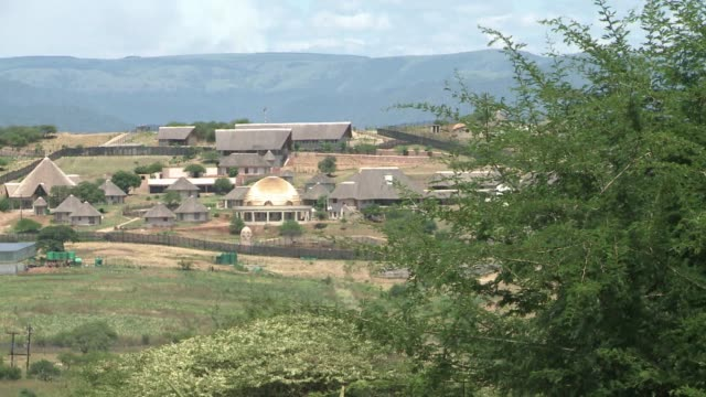 south african president jacob zuma will not have to repay any of the public money spent on upgrades to his private residence that included a swimming... - thursday stock videos & royalty-free footage