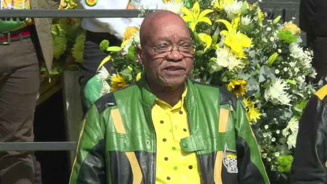 South Africa's jovial leader Jacob Zuma is a former herdboy who fought in the anti apartheid struggle and has held onto the presidency despite a...