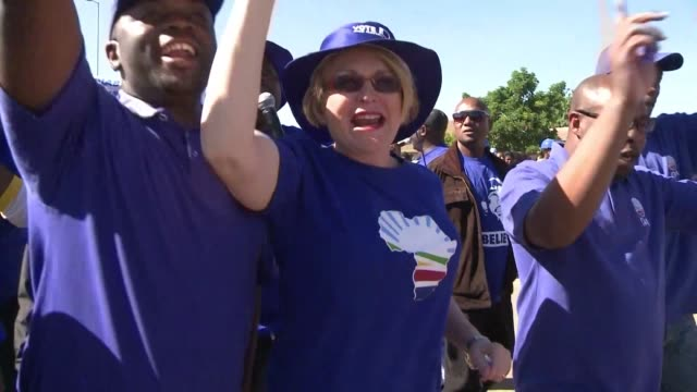 South Africa's main opposition the Democratic Alliance has suspended its former leader Helen Zille over a controversial tweet in which she praised...