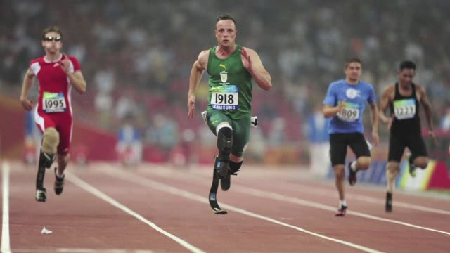 South Africa's Oscar Pistorius was a champion athlete who beat the odds to inspire millions worldwide CLEAN Oscar Pistorius from Blade Runner to...