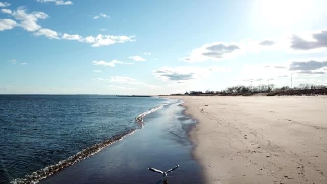 South Beach in Staten Island New York
