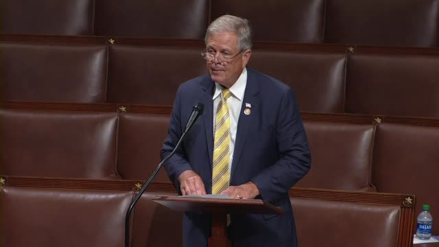 south carolina congressman ralph norman says at the end of house legislative business that, quoting alexander fraser tytler who wrote about the... - history点の映像素材/bロール