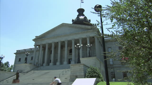 MS South Carolina state capitol building / Columbia, South Carolina, United States