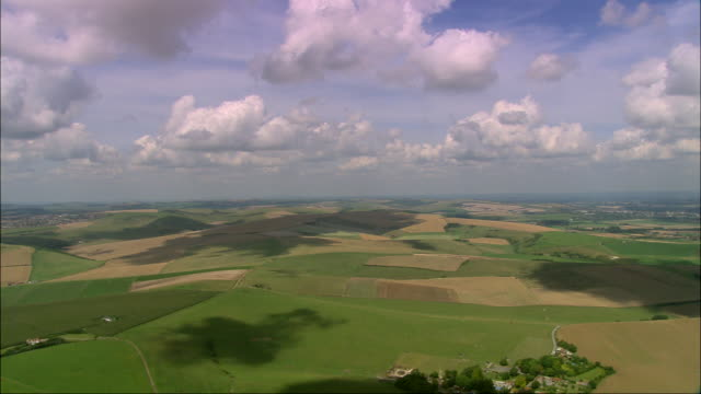 south downs and new haven - sussex stock videos and b-roll footage