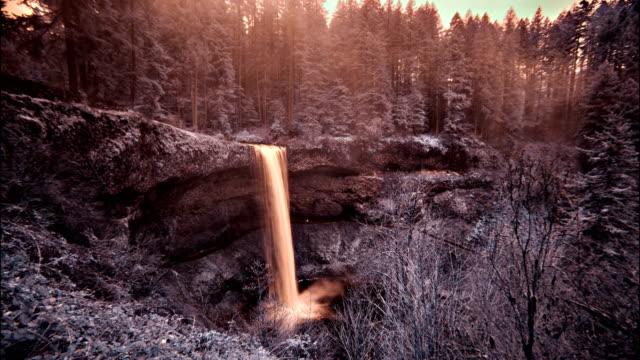South Falls at Silver Falls State Park Oregon