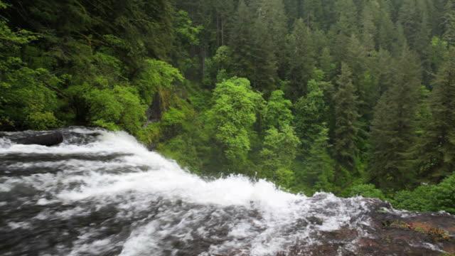 MS, South Falls, Silver Falls State Park, Oregon